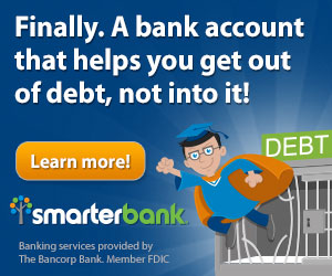 Finally a bank that helps you get out of debt not into it