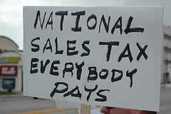 The internet sales tax bill currently being considered by Congress is fundamentally flawed